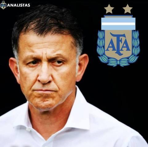 Juan Carlos Osorio en la mira de la Federación Argentina