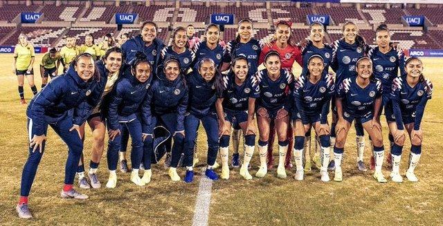 Resultado FC Juarez vs America  – J19 – Apertura 2019 – Liga MX Femenil