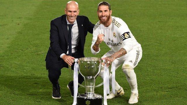 Real Madrid es campeón 2019/2020
