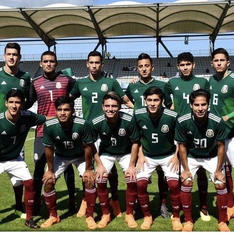 Alineación confirmada de México vs Inglaterra – Final de Torneo de Toulon
