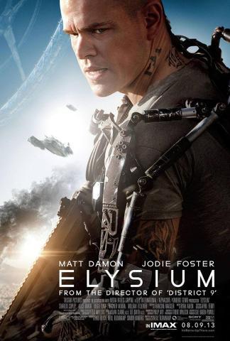 Ver pelicula Elysium en Vivo – Domingo 10 de Junio del 2018