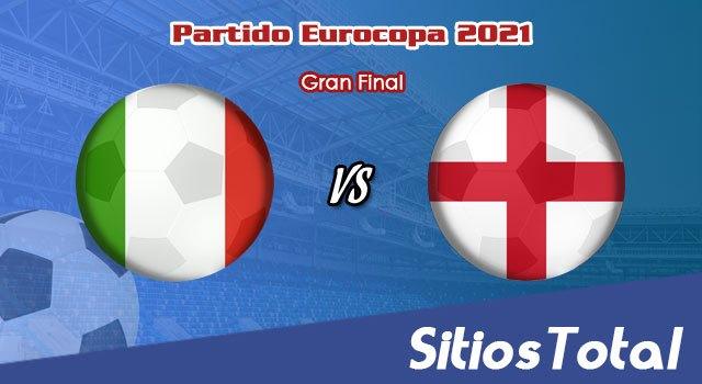 Italia vs Inglaterra en Vivo – Final Eurocopa 2021 – Domingo 11 de Julio del 2021