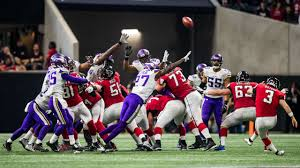 Vikingos  de Minnesota  vs. Halcones de Atlanta – Semana 1 – Temporada 2019