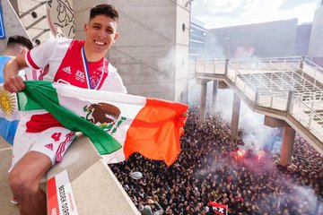 Edson Álvarez no irá a los juegos Olímpicos de Tokio