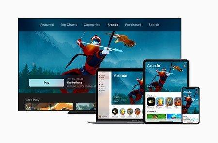 Apple presentó Apple Arcade su servicio de videojuegos