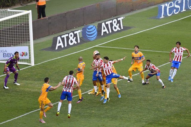 Resultado Chivas vs Tigres   -Jornada 17 – Guardianes 2021