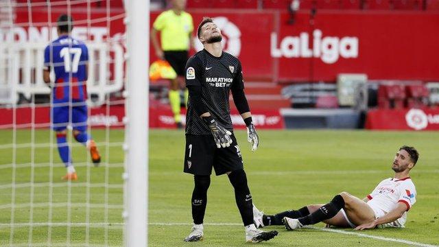Resultado Sevilla vs Eibar – J7- La Liga 20-21