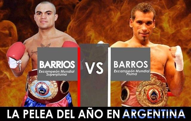 Jorge Rodrigo Barrios vs Jonathan Victor Barros en Vivo – Box – Sábado 20 de Febrero del 2021
