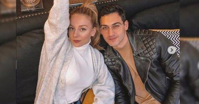 Ester Expósito y Alejandro Speitzer  se reúnen en Roma