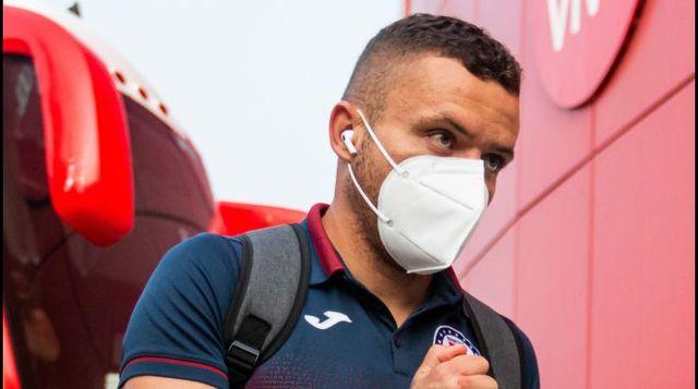 Jonathan Rodríguez podría dejar Cruz Azul en estos días