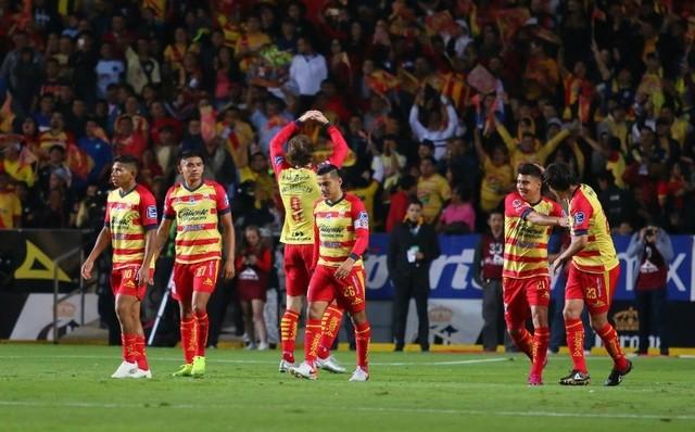Resultado Monarcas Morelia vs América – Ida Semifinal – Apertura 2019