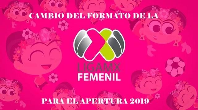 Cambios en formato de la Liga MX Femenil