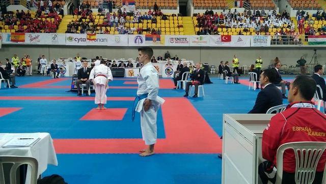 Karate Campeonato De Europa en Vivo – Sábado 12 de Mayo del 2018