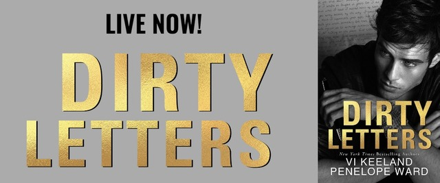 Release Blitz & Review: Dirty Letters by Vi Keeland and Penelope Ward