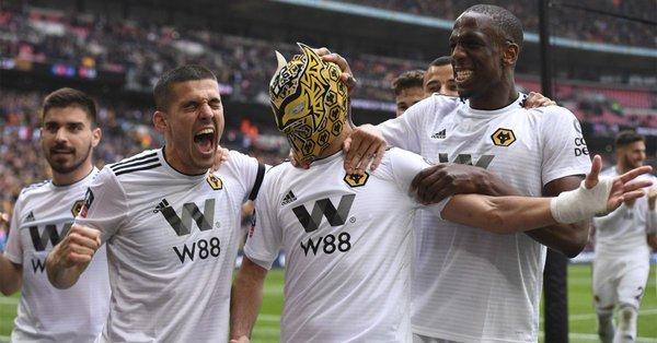 Los Wolves y Raúl Jiménez dejan ir final de la FA CUP