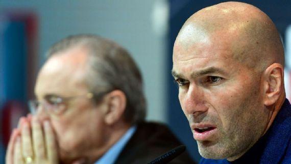 Zidane abandona concentración en Montreal