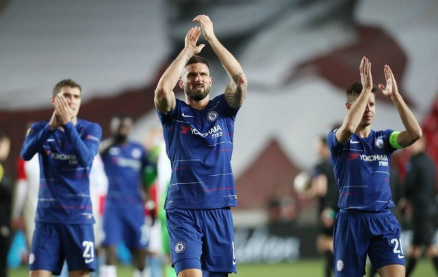 Resultado Slavia Prague vs Chelsea – Cuartos de Final –  Europa League