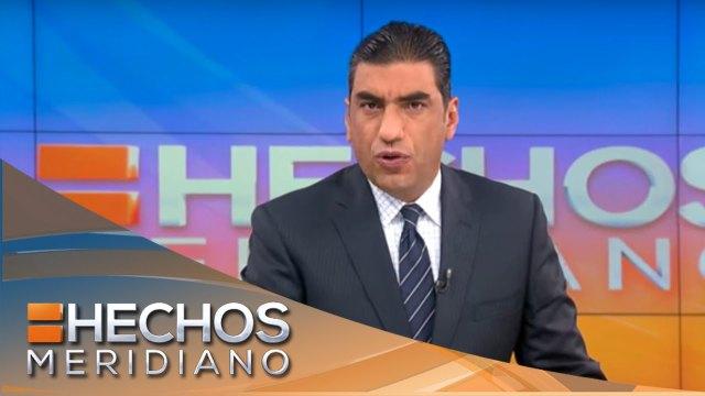 Hechos Meridiano en Vivo – Miércoles 16 de Septiembre del 2020