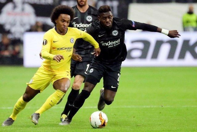 Resultado  Chelsea vs Eintracht Frankfurt – Semifinal –  Europa League