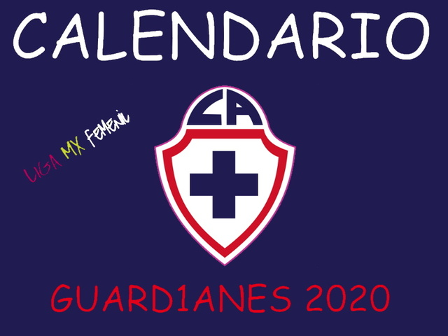 Calendario de Cruz Azul Femenil – Guard1anes 2020