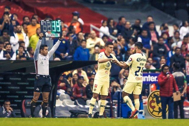 Resultado America vs Necaxa – J5 – Copa MX – Clausura 2019