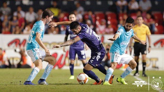 Resultado Veracruz vs Querétaro en J16 de Apertura 2018