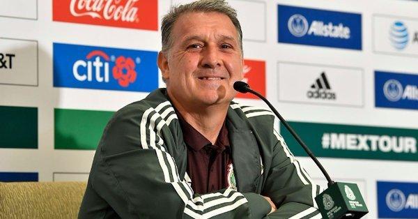 Tata Martino asegura no es común que no quieran ir a la Selección