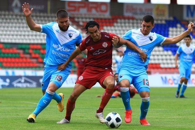 Resultado Mineros de Zacatecas vs Tampico Madero  – Jornada 6 – Apertura 2021 – Liga Expansión MX