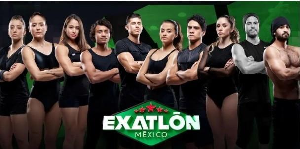 Todos los integrantes en la tercera temporada de Exatlón México