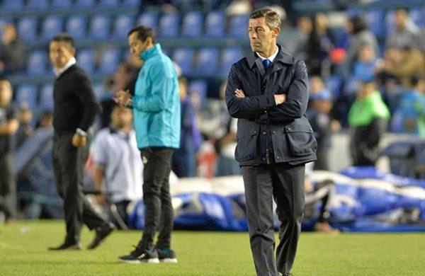 Caixinha asume el mal paso del Cruz Azul