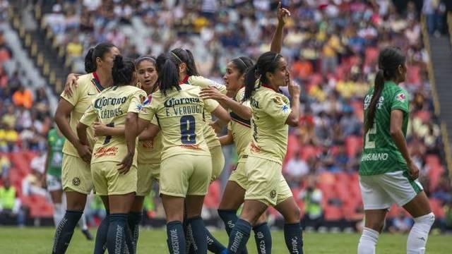 Resultado América vs León – Cuartos de Final – Clausura 2019- Liga MX Femenil