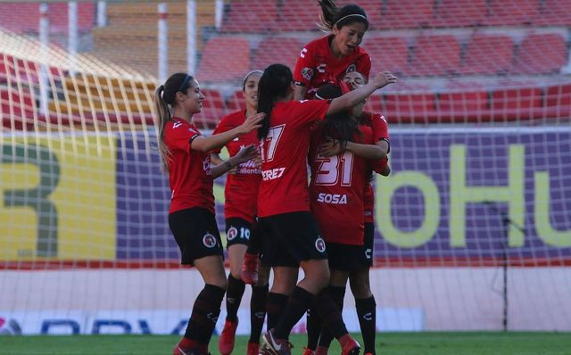 Resultado Necaxa vs Club Tijuana – J17- Guardianes 2020 – Liga MX Femenil