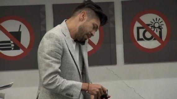 Oribe Peralta hace exámenes médicos en Guadalajara