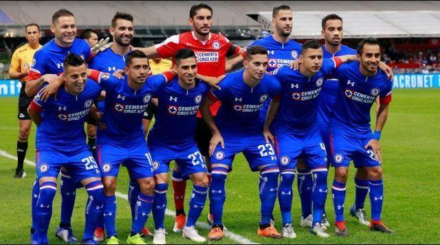 Alineaciones de Cruz Azul vs Monterrey – Semifinal –  Apertura 2018