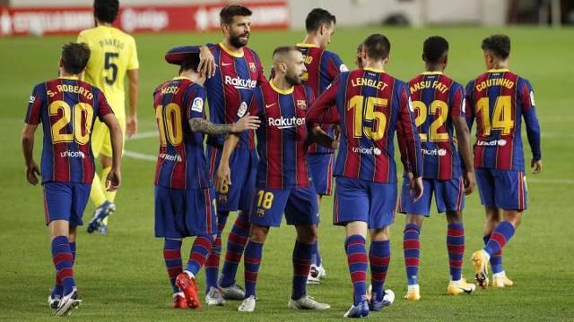 Resultado Barcelona vs Villarreal – J3- La Liga 20-21