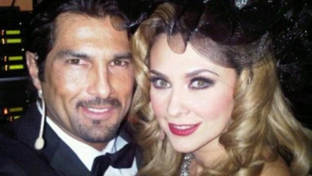 Arturo Carmona habla de su romance con Aracely Arámbula