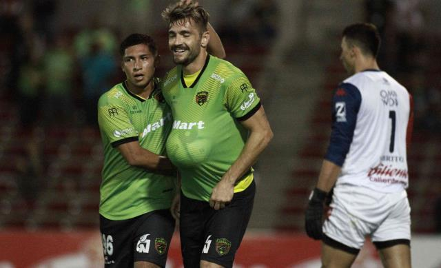 Resultado FC Juarez vs Atlante – J6 – Copa MX – Apertura 2019