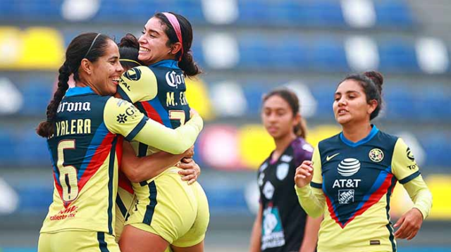 Resultado América vs Pachuca – J17- Guardianes 2020-  Liga MX Femenil