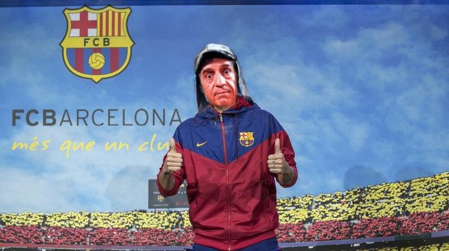 Meme 8 del Barcelona 2-8 Bayern Munich en la Champions League