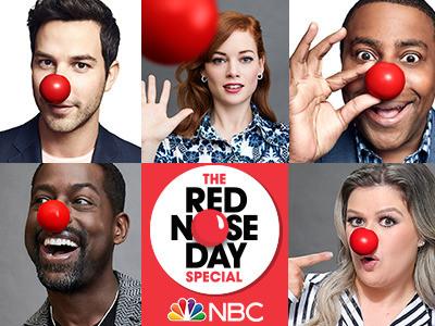 The Red Nose Day Special en Vivo – Jueves 21 de Mayo del 2020