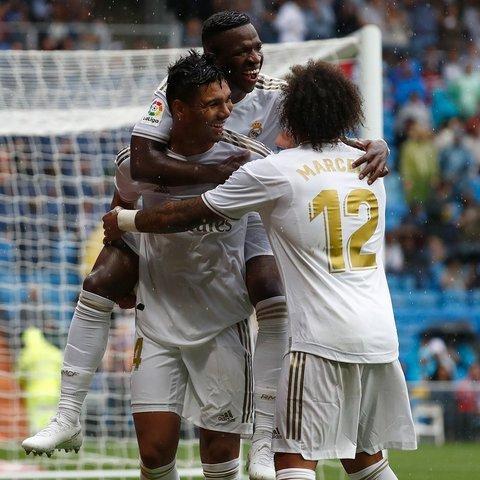Resultado Real Madrid vs Levante – J4 – La Liga