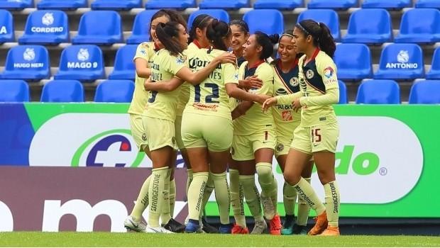 Resultado Puebla vs América – J13- Clausura 2019- Liga MX Femenil