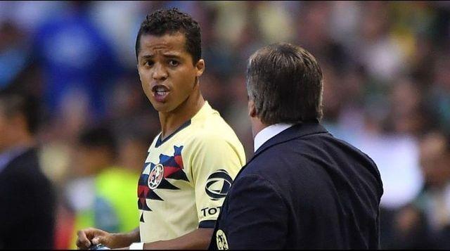 Miguel Herrera le exigirá Gio Dos Santos que tenga un mejor desempeño