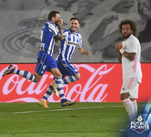 Resultado Real Madrid vs Alaves – J11- La Liga 20-21