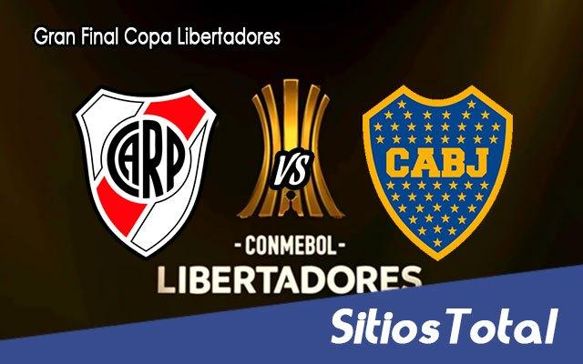 Confirmado nuevo horario del River vs Boca en la Final de la Copa Libertadores
