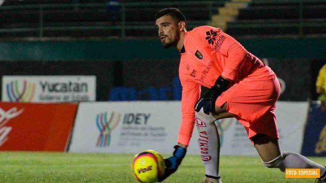 Cruz Azul traerá a portero de Segunda división para suplir a Jair Pelaez