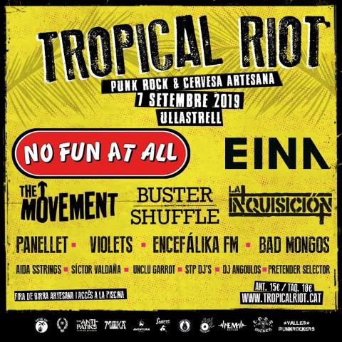 Tropical Riot 2019