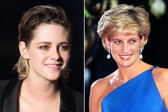 Kristen Stewart será la princesa Diana en nueva película