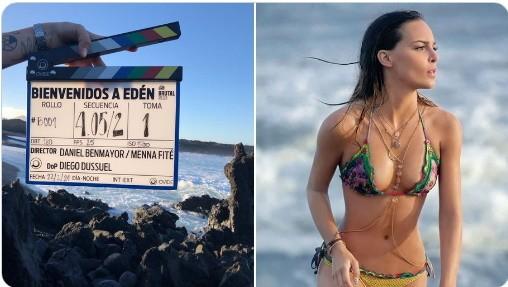 """Belinda estará en serie española """"Bienvenidos al Edén"""""""