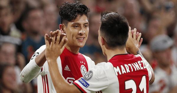 Gol de Edson Alvarez ante el Lille en Champions League – Video